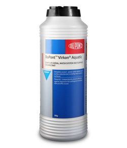 DuPont Virkon Aquatic for Anglers and Scuba Divers