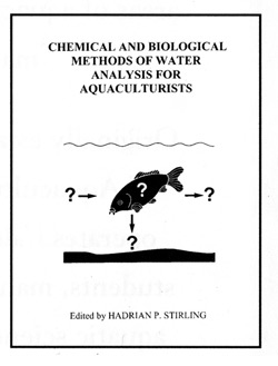 Chemical and Biological Methods of Water Analysis for Aquaculturists